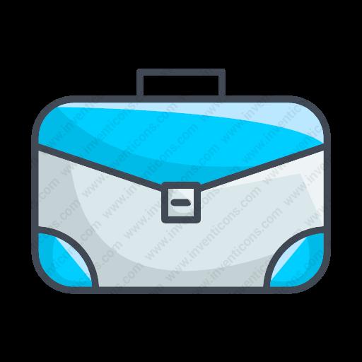 Download Case,bag,job Icon Inventicons