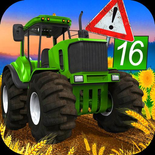 American Farmer Simulator John Deere