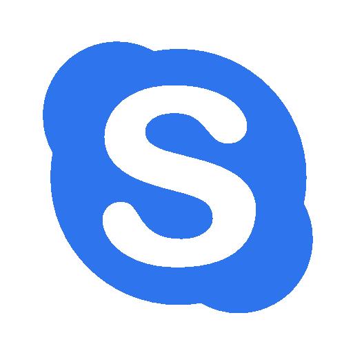 Skype Logo Design Vector Png Free Download