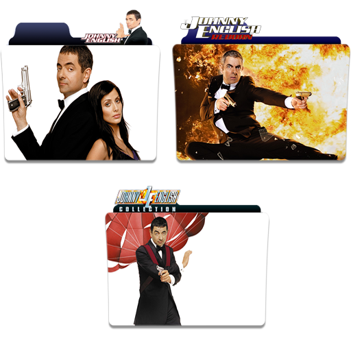 Johnny English Folder Icon Pack