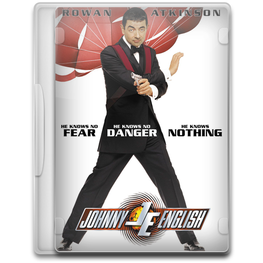 Johnny English Icon Movie Mega Pack Iconset