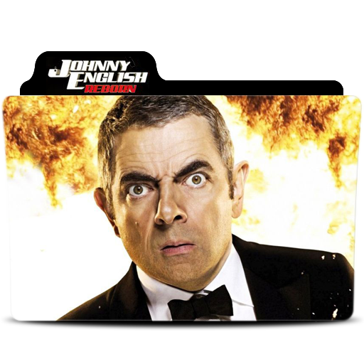 Johnny English Reborn Folder Icon
