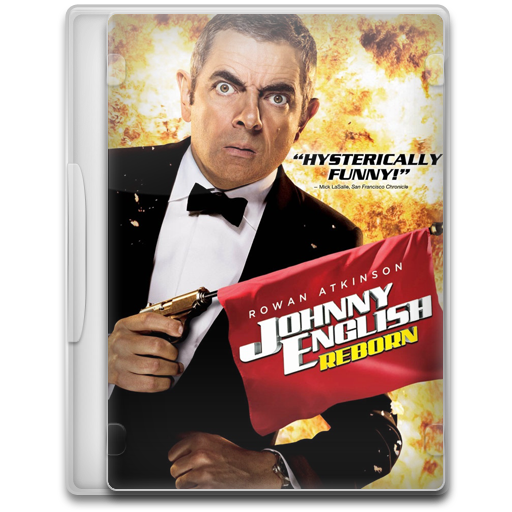 Johnny English Reborn Icon Movie Mega Pack Iconset