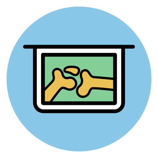 Joint X Ray Icon