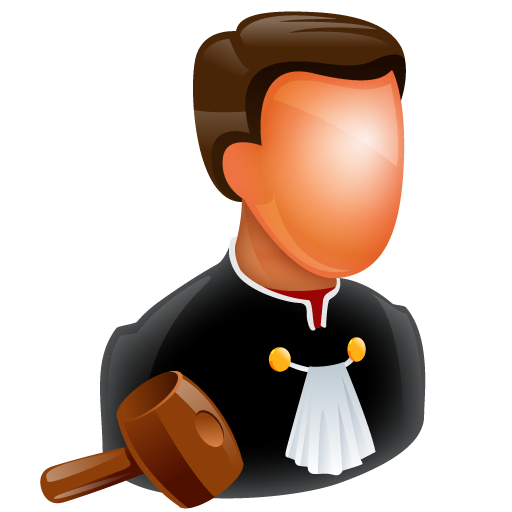 Judge Icon Free Large Boss Iconset Aha Soft