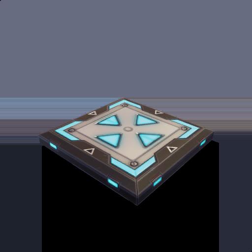 Player Jump Pad