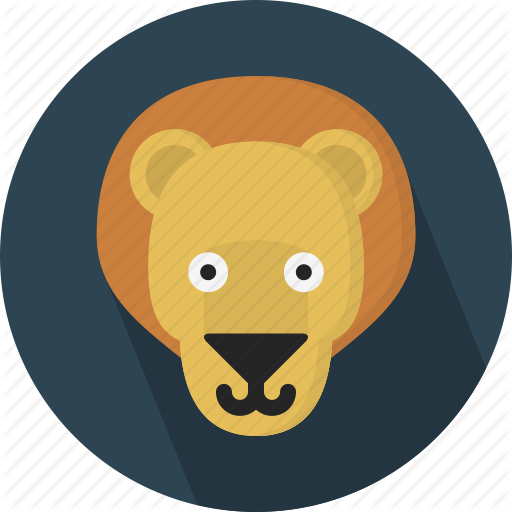 Animal, Jungle, King, Lion, Safari Icon