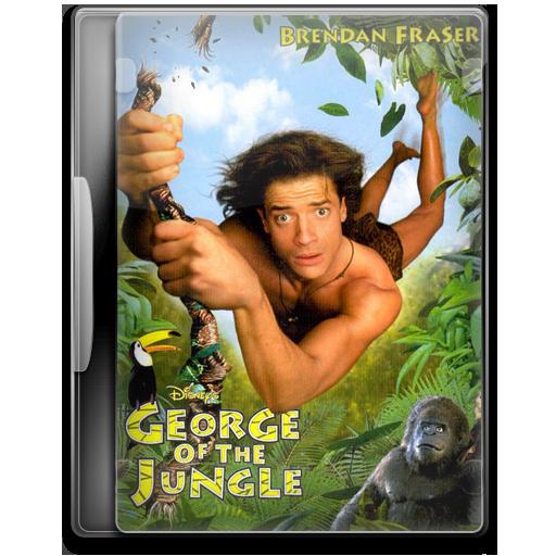 George Of The Jungle Icon Movie Mega Pack Iconset