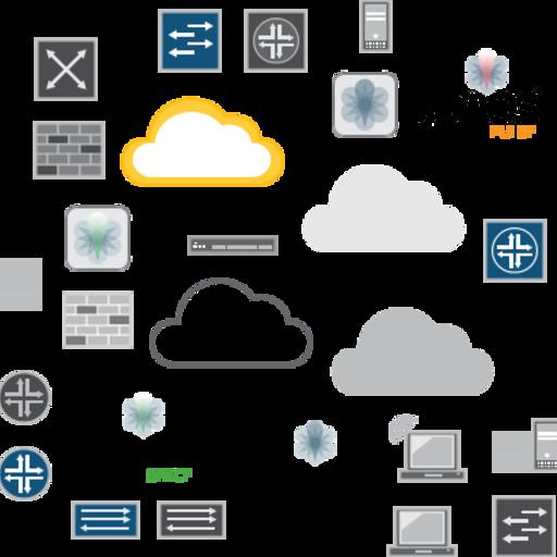 Juniper Networks General Icons Graffletopia