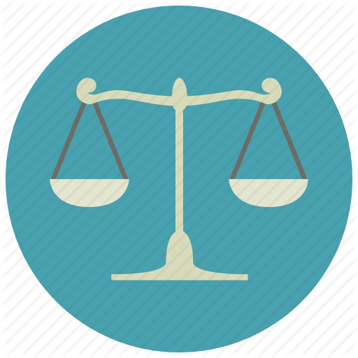 Court, Justice, Justitia, Lady Justice, Law, Scale, Scales Icon