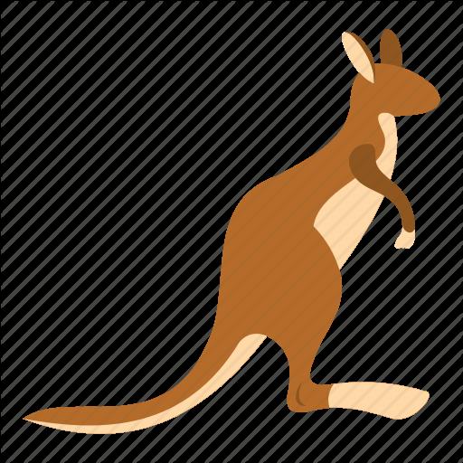 Animal, Australia, Australian, Kangaroo, Mammal, Nature, Wildlife Icon