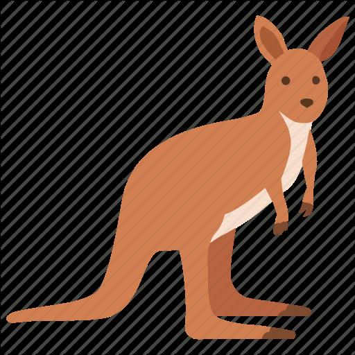 Australia, Herbivore, Kangaroo, Skippy, Wallaby, Wild Icon