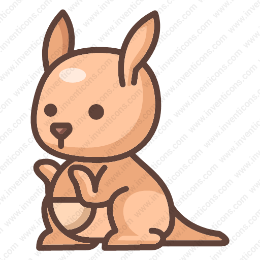 Download Kangaroo Icon Inventicons