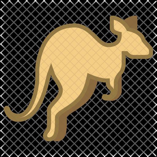 Kangaroo Icon Png Png Image
