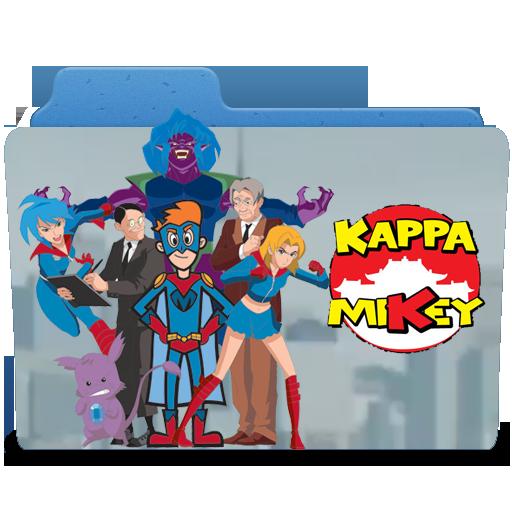 Kappa Mikey Icon Folder