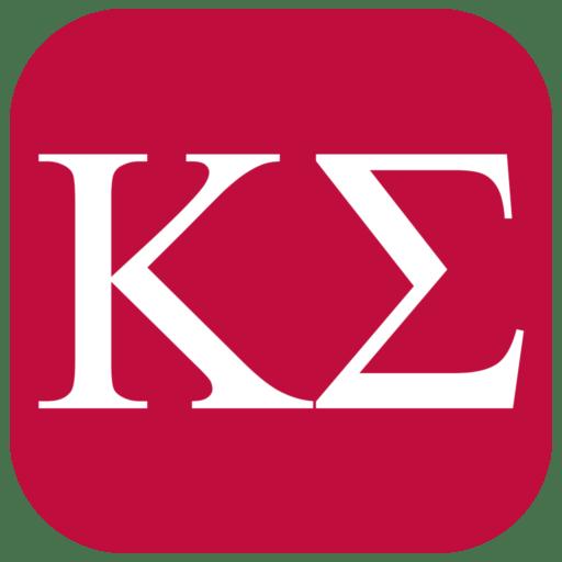 Cropped Ks Icon Theta Zeta Chapter Of Kappa Sigma