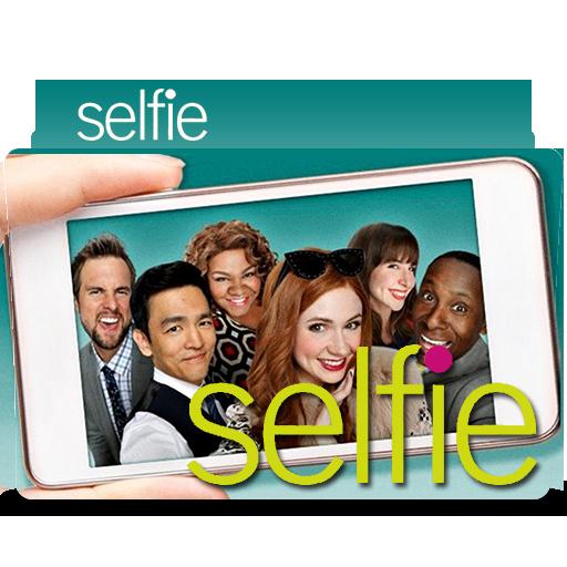 Selfie Folder Icon