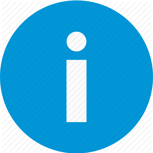 Description, I, Info, Information Icon