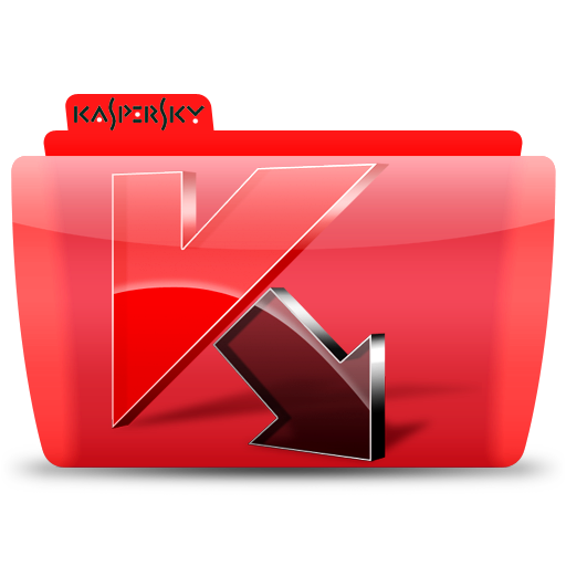 Kaspersky, Folder, Icon Free Of Colorflow Icons