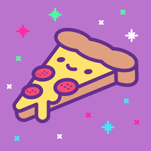 Kawaii Food Party App For Iphone