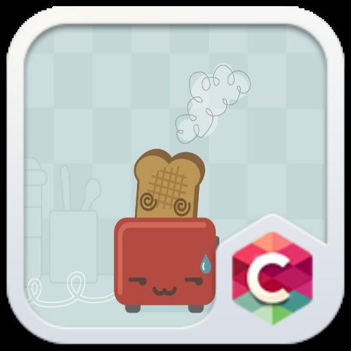 Kawaii Free Android Theme U Launcher