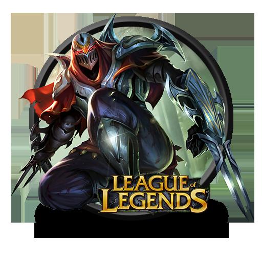 Zed Icon League Of Legends Iconset