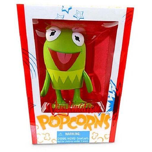 Kermit The Frog Muppets Disney Vinylmation Popcorn Series