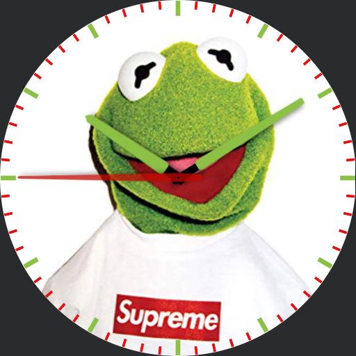 Lgfsupreme Kermit For Watch Urbane