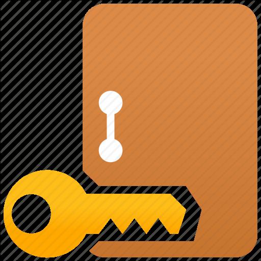 Account, Account Login, Key, Login, Open Door, Security, Unlock Icon