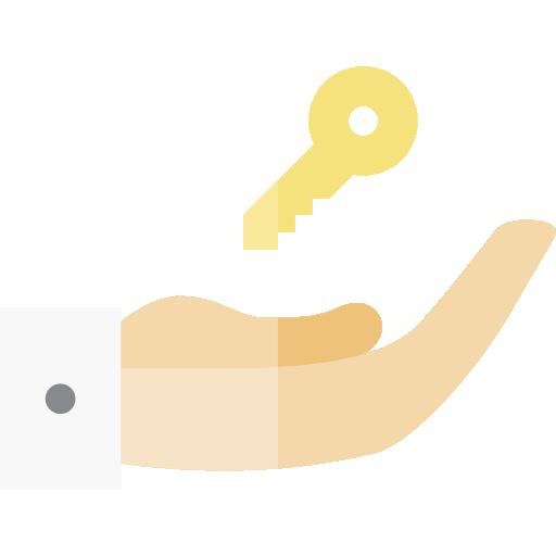 House Key, Key, Door Key Icon