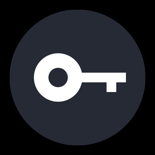 Encrypted, Locked, Key, Lock Icon Free Of Embems Icons