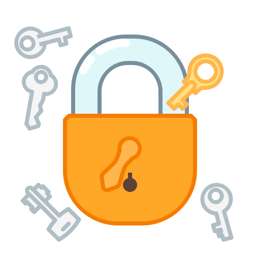 Protect, Key, Privacy, Secure, Safety, Lock Icon