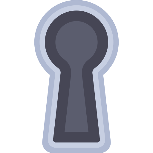 Keyhole Png Icon