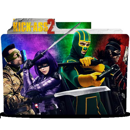 Kick Ass Folder Icon