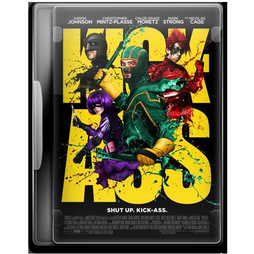 Kick Ass Icon Movie Mega Pack Iconset