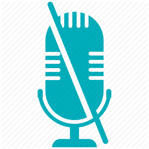Mic, Microphone, Off, Record, Voice Icon