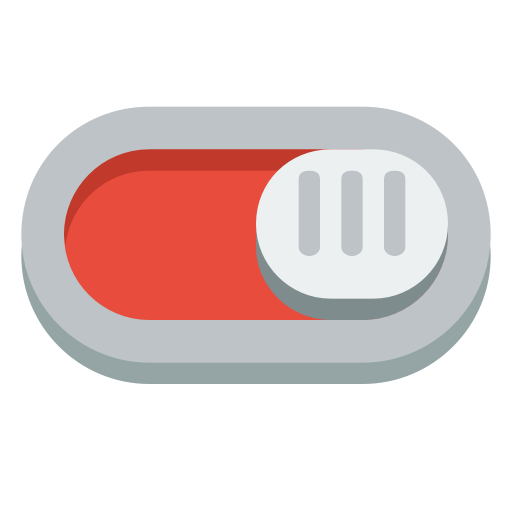 Switch Off Icon Small Flat Iconset Paomedia