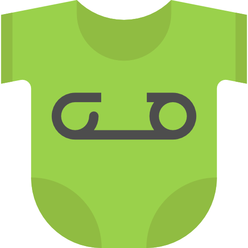 Body, Fashion, Baby Clothing, Baby Clothes Icon