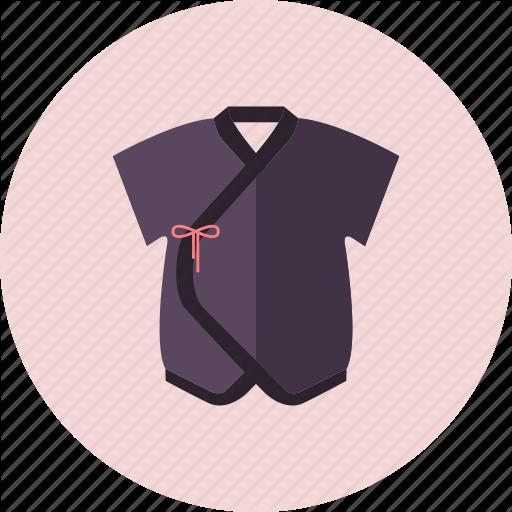 Boys, Children, Clothes, Girls, Japanese, Kids, Kimono, Wear Icon