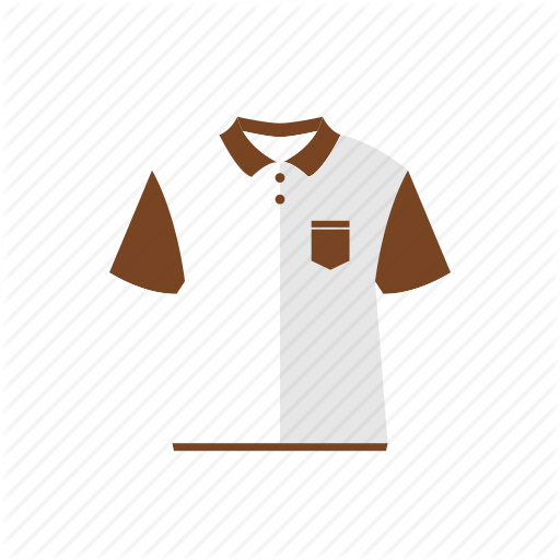 Boys, Collar, Kids, Polo, Shirt Icon