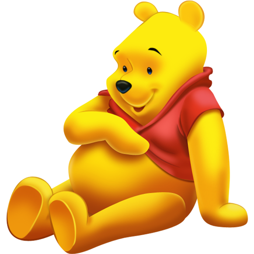 Winnie The Pooh Icon Free Download As Png And Icon Easy