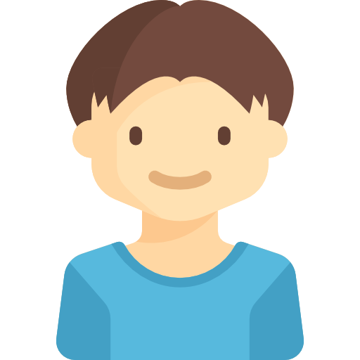 Young, Boy, People, Avatar, User, Child, Profile, Kid Icon