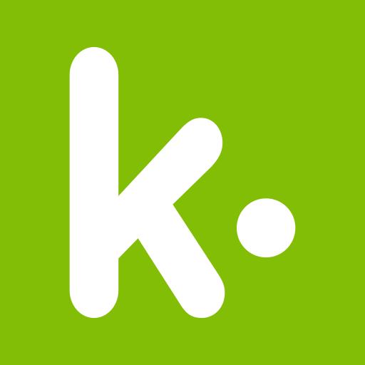 Cross Platform, Fast, Instant, Kik, Messenger Icon