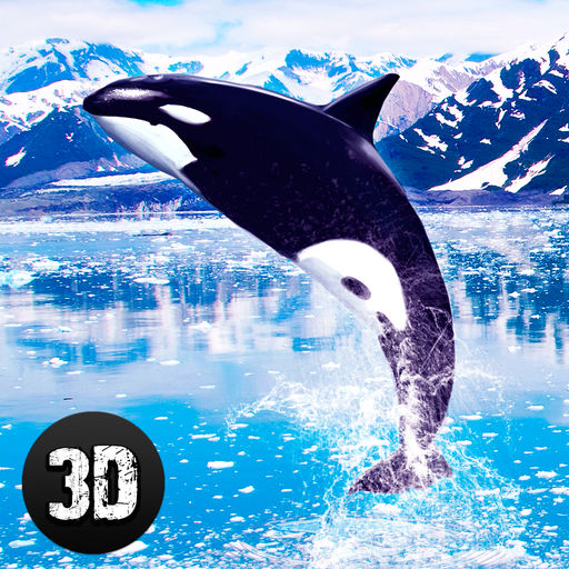 Angry Killer Whale Orca Simulator Full