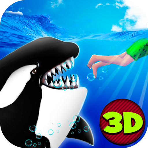 Angry Killer Whale Sim Orca Attacks! Appstore