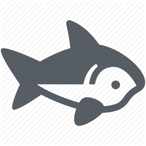 Attack, Fish, Ocean, Predator, Sea, Shark Icon