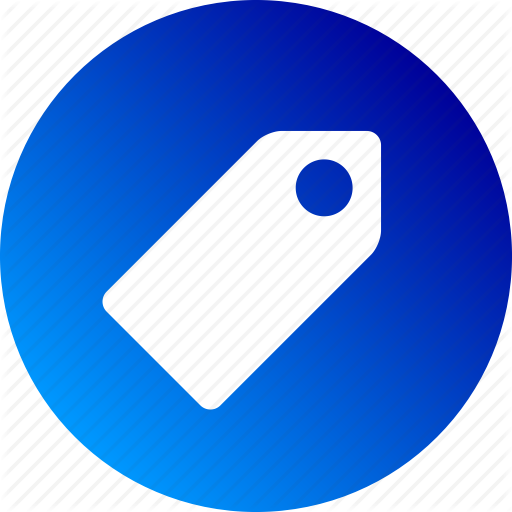 Category, Classification, Gradient, Kind, Tag, Tags, Type Icon