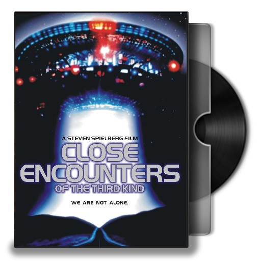 Close Encounters Of The Third Kind Folder Icon