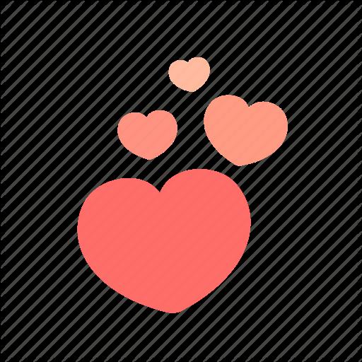 Favorite, Heart, Kind, Like, Love, Valentine Icon
