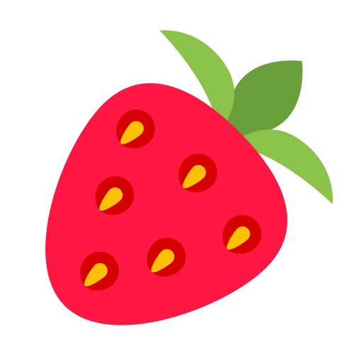 Strawberry Kind Icons, Download Free Png And Vector Icons